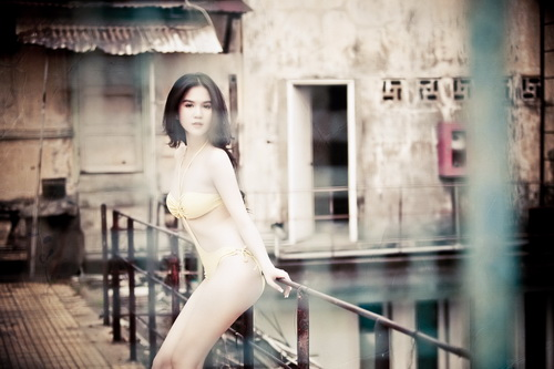 Ngoc Trinh,Bikini Summer 2011