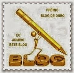 prenio blog de ouro