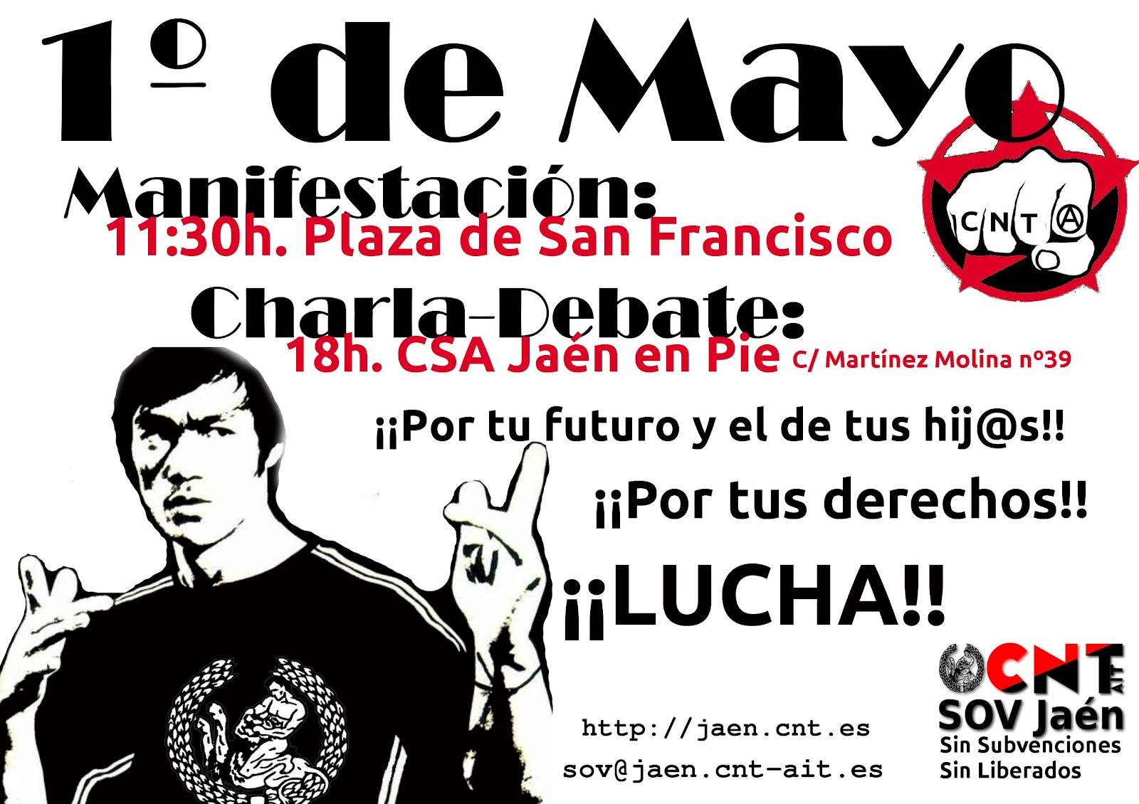 1º Mayo Jaén