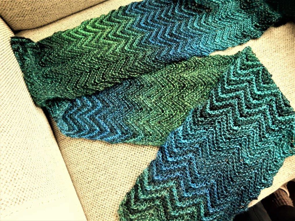 Te Koop: leuke das/sjaal.