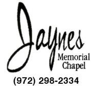 Jaynes Memorial Chapel