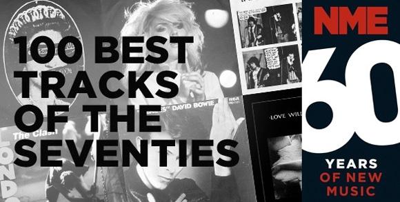 Las 100 mejores canciones de los 70' según la NME