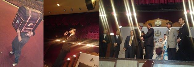 Perak Gold Dinar Launhing Gimmick (Maher Zain Ambassador)