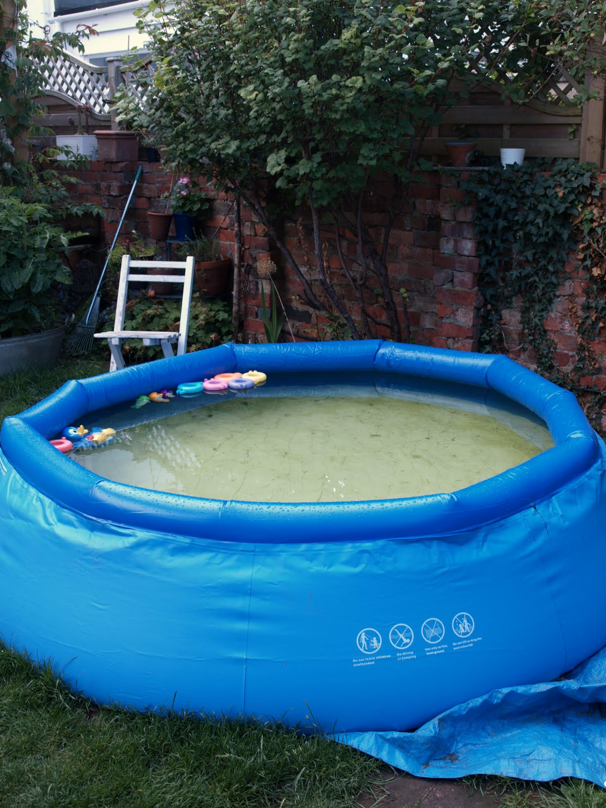 Good homes for Garden paddling pools