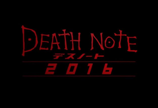 Pengumuman Live Action 'Death Note 2016' Bersama Dengan Video Teaser