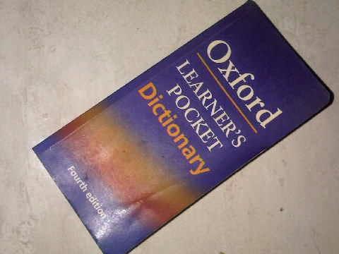 Kamus Saku Oxford