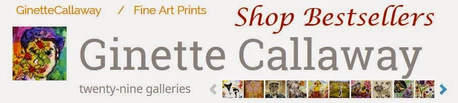Fine Art Prints  Ginette Callaway