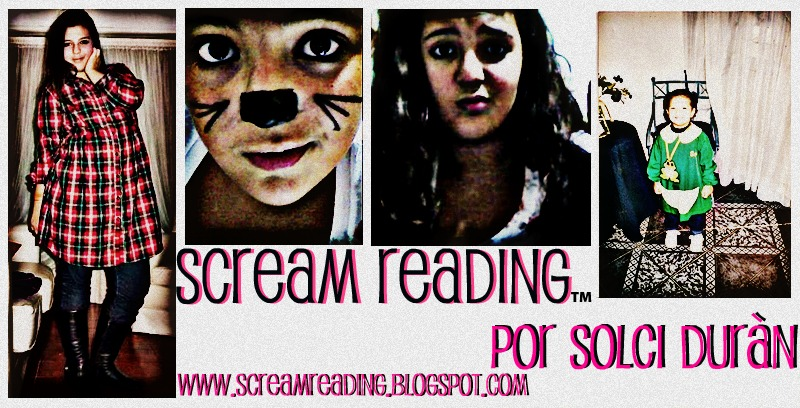 Scream Reading !