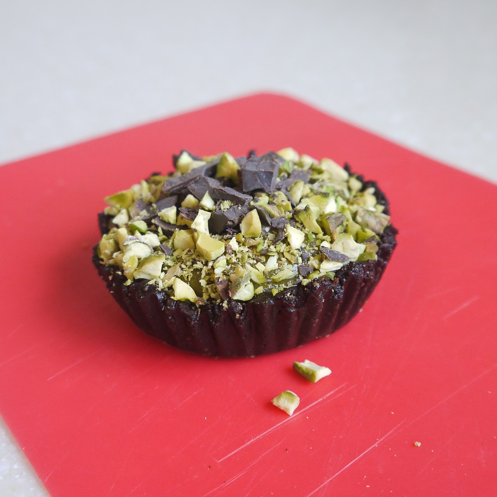 Being the Secret Ingredient: Chocolate, Pistachio, and ...