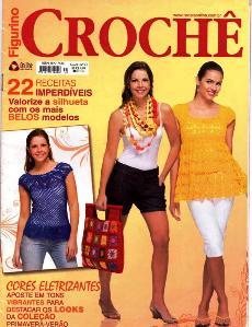 Figurino Croche №41 2010
