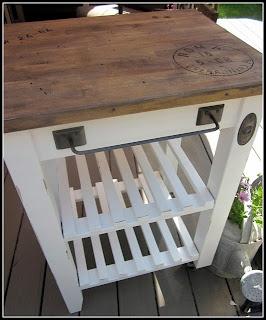 IKEA cart re-make