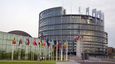 Sitios Siniestros - El Parlamento de la UE