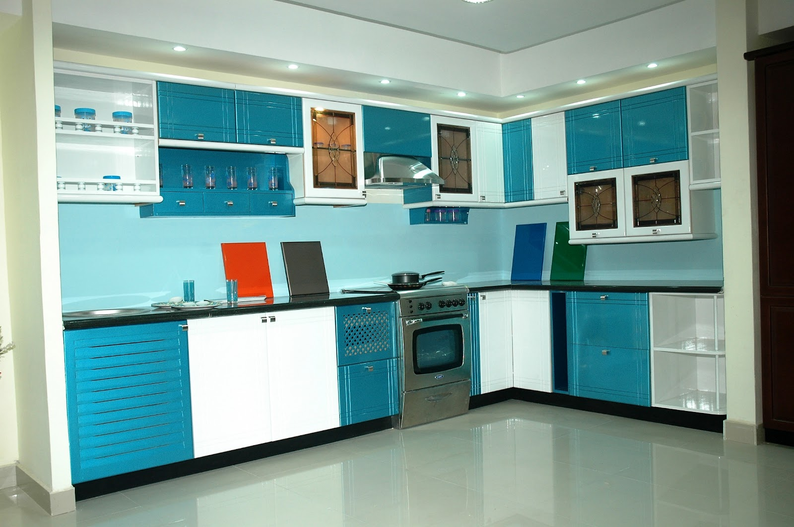 Image gallery for interior, modular kitchen, and painting | Sai ...