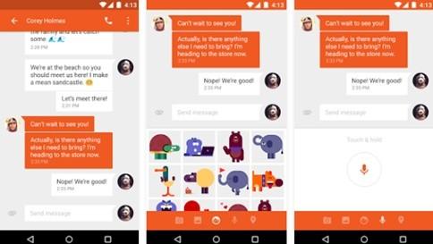 Aplikasi SMS Dual Sim Android