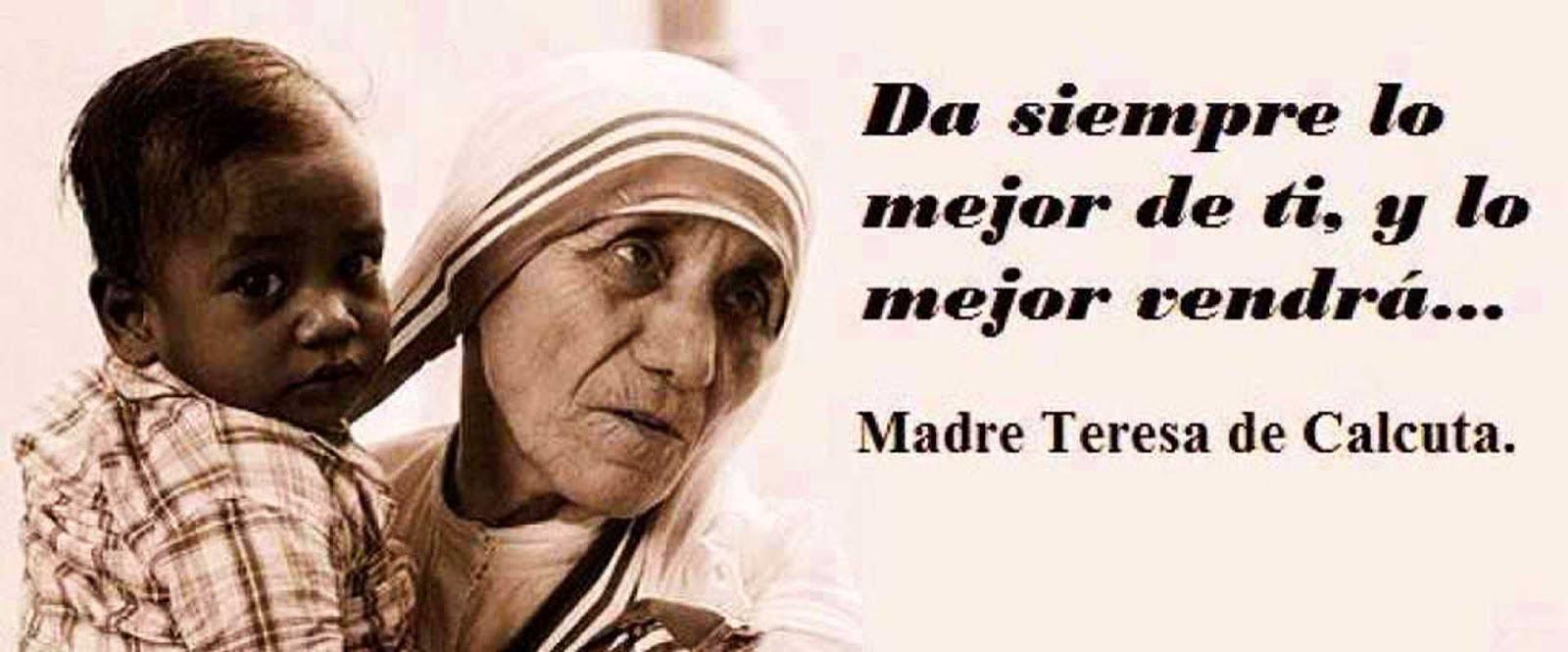 5 De Septiembre Beata Madre Teresa De Calcuta Catequesis De La