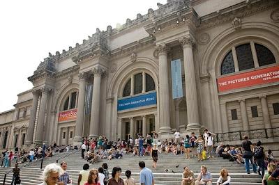 MET Nueva York - que visitar