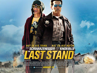 The Last Stand 2013 upcoming film