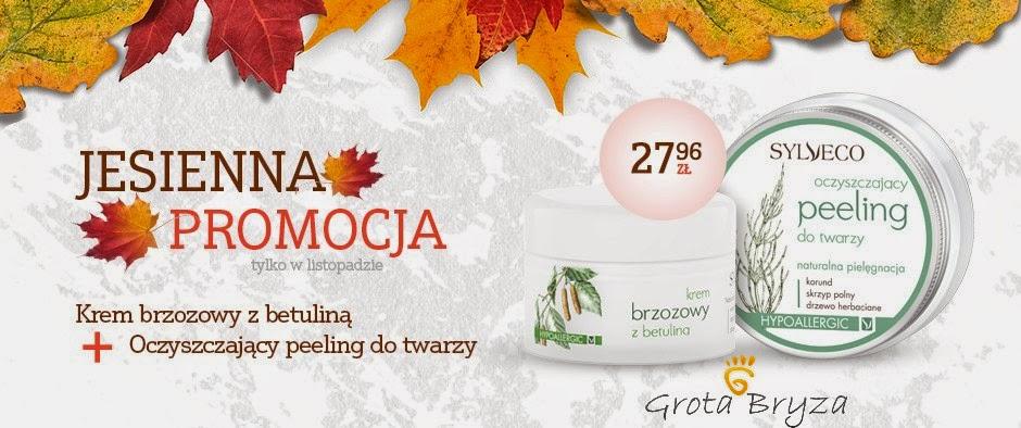 Jesienna promocja GrotaBryza.pl