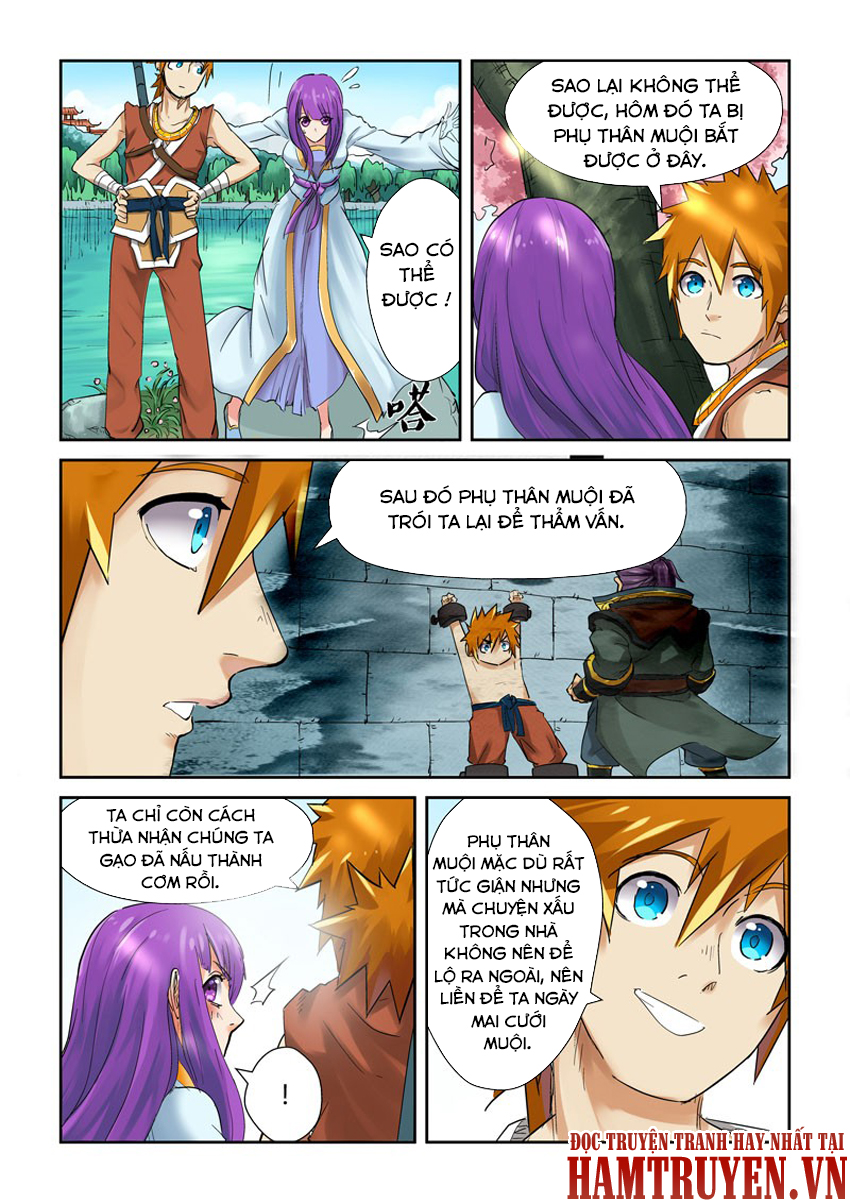 Tales of Demons and Gods chap 121.5 Trang 7 - Mangak.info