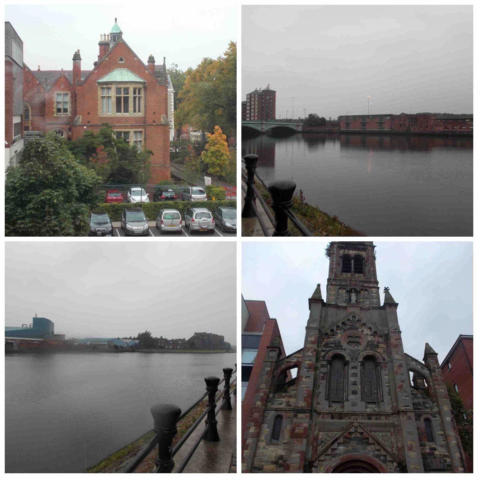 Belfast university