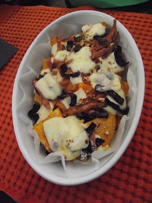 la parmigiana (golosa) di bucce di zucche e bucce di carota
