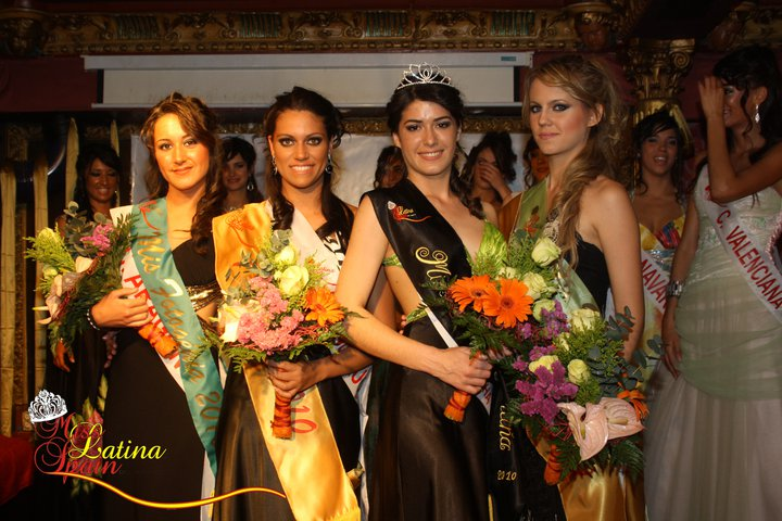 Miss Espanola International 2011