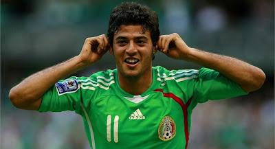 Vela jovem mexicano que poderá ser grande