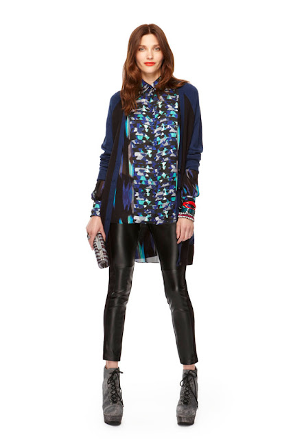 Lydia: KIRNA ZABETE HITS THE BULLSEYE WITH TARGET COLLECTION