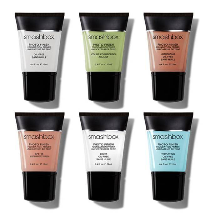Kiss On The Chic Review Smashbox Primer