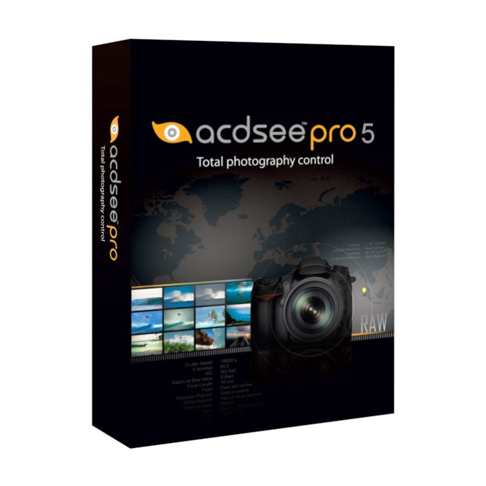 ACDSee Pro 5 Full Version free download + serial key ...