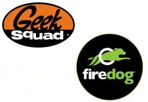 Geek Squad and Firedog