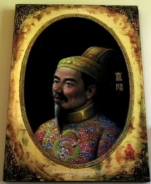 Emperors of Annam under Nguyen Dynasty