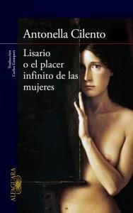 Lisario o el placer infinito de las mujeres - Portada