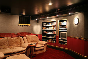 Basic home theater design