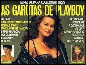 As Garotas de Playboy