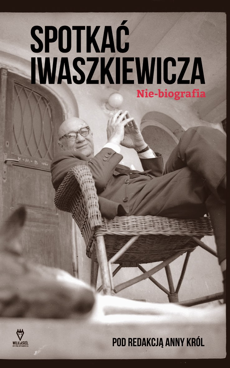 Jarosław Iwaszkiewicz  - reaktywacja!