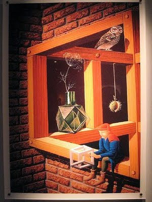 Paradoks İçi Paradoks, İlginç Pencere