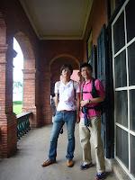 Tadashi & Me at Fort San Domingo