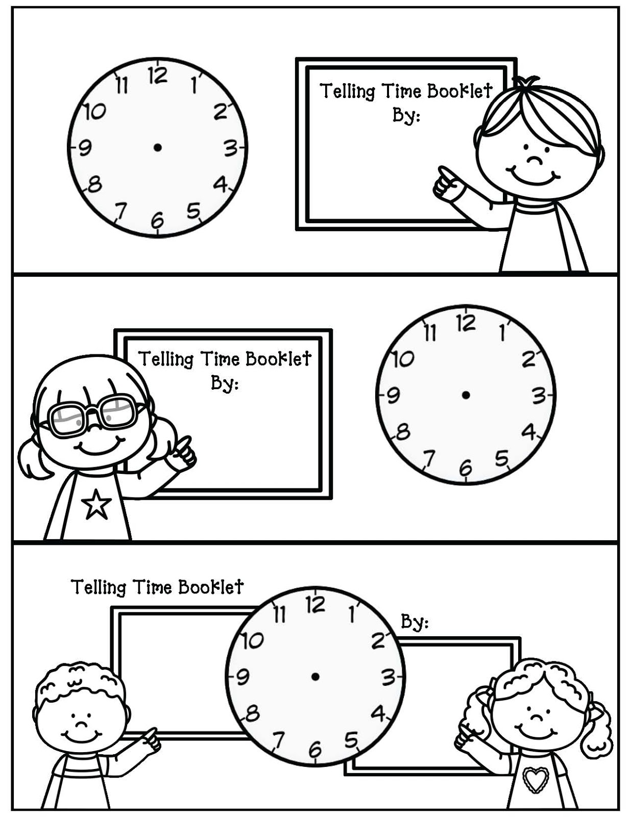 Worksheet Telling Time To The Half Hour classroom freebies telling time to the hour half with apples this 20 page free packet includes 2 assessments plus a black and white template cover so children can make their own itty