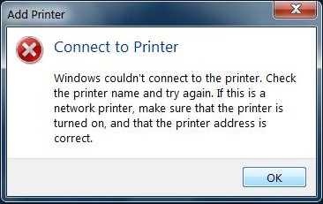 how to connect my printer again