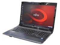 Fujitsu Lifebook N532 NH532 laptop