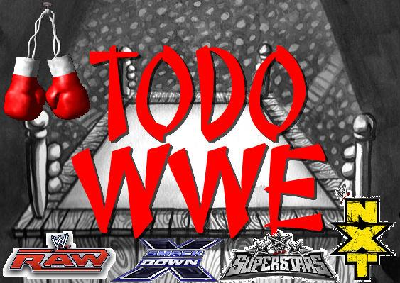 Todo WWE