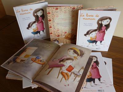 Le livre de maman de Cécile Bondon et Ingrid Chabbert (mai 2013)