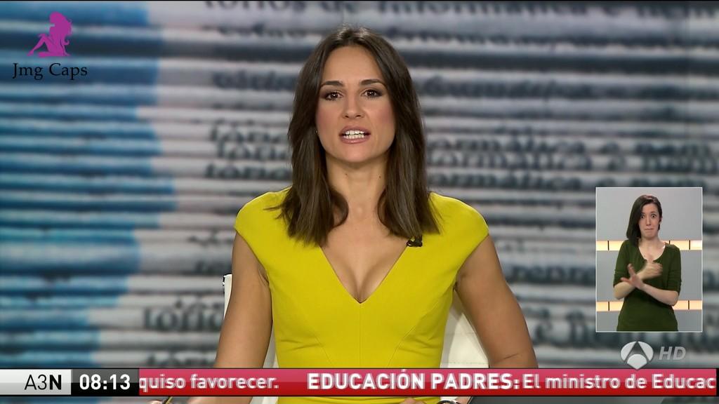 LORENA GARCIA, LAS NOTICIAS DE LA MAÑANA (19.10.15)