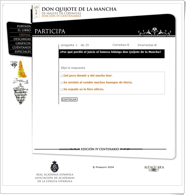 http://www.elpais.com/comunes/2004/quijote/index.php?sec=trivial