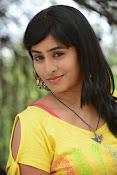 Aparna Glam pics in yellow top-thumbnail-20