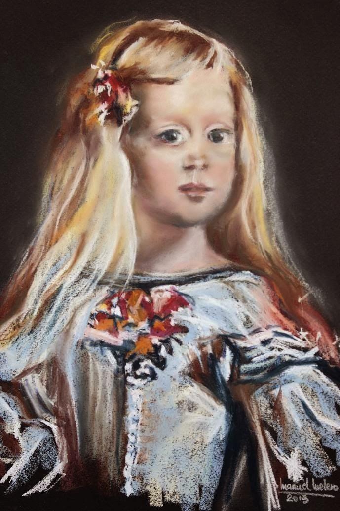Infanta Margarita (Las Meninas)