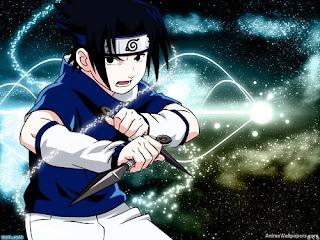 Sasuke niño