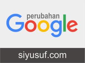 Perubahan Logo Google Dari Dulu Sampai Sekarang
