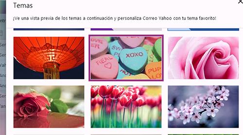 Nuevos temas Yahoo dia San Valentin